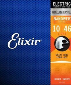 electric nanoweb front