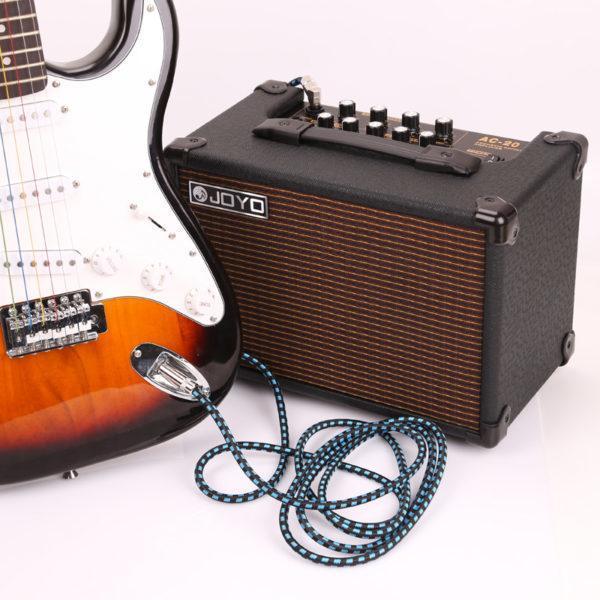 i n Guitar C p 3 m 10f Ch ng nhi u Ukulele Bass Multicolor