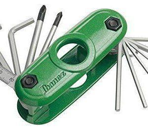 ibanez mtz11 gr official multi tool for guitar bass green 3348 p