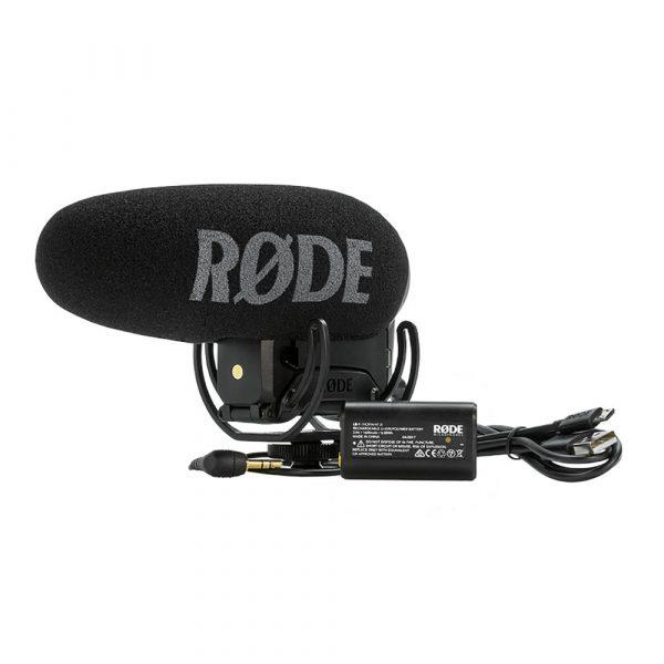 rode videomic pro plus c