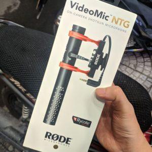 rode videomic ntg 4